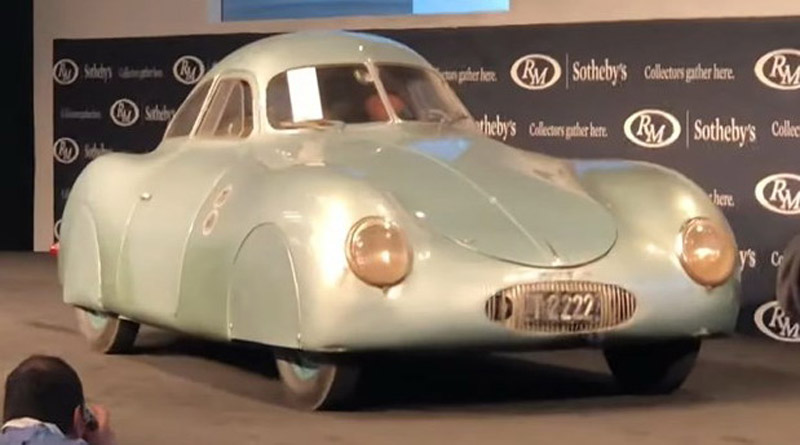 How The Most Expensive Auction Failed?  Porsche Type 64 Is Still On Sale!!!