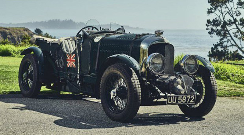Bentley From 1920 Returns To Production