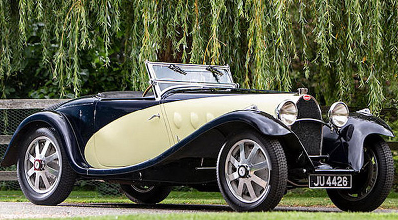 Bugatti Type 55 Ready For Auction, With Expected Price Of £3.5 Million