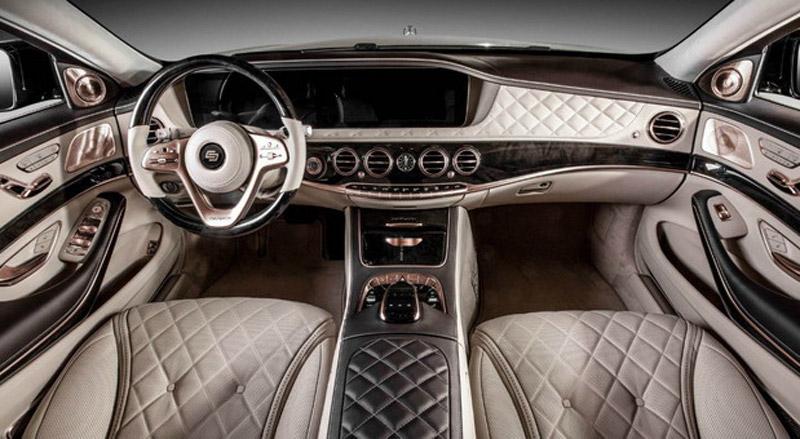 Carlex Design Mercedes-Maybach S