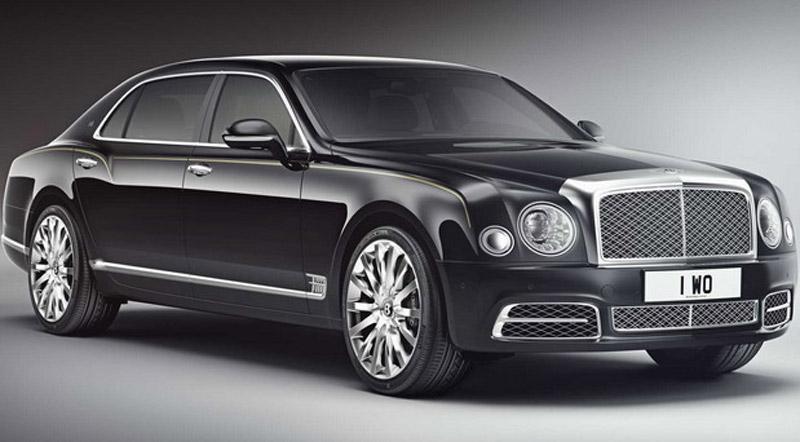 Bentley Mulsanne Limited Edition