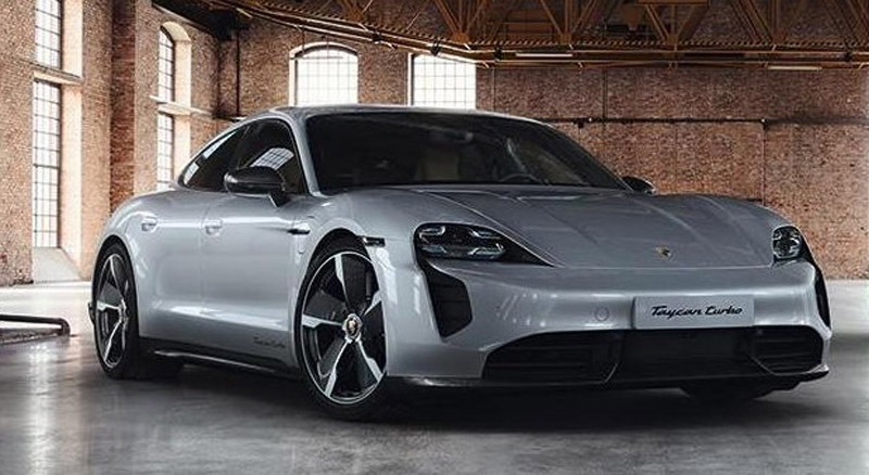 Porsche Exclusive Taycan Turbo
