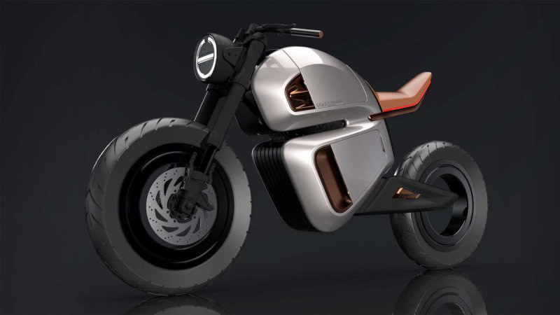 NAWA e-motorcycle: Vehicle For The Future With Style