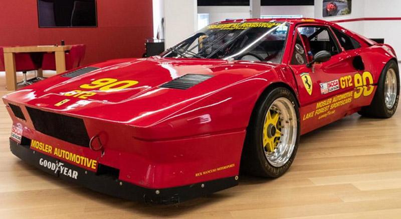 Racing Ferrari 308 GT2 On Sale For $695,000