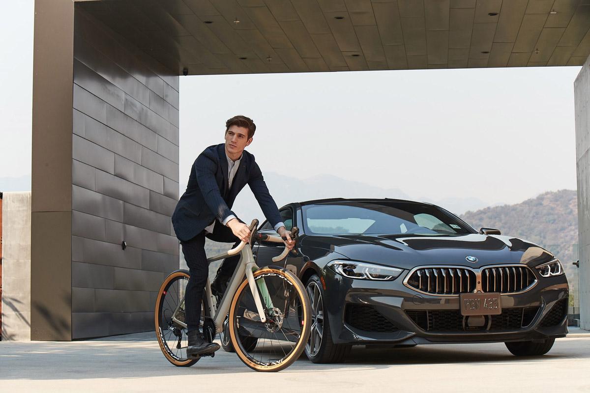 New 3T Limited Edition BMW Bike
