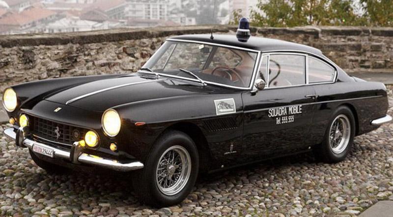 Ferrari 250 GTE Italian Police On Sale