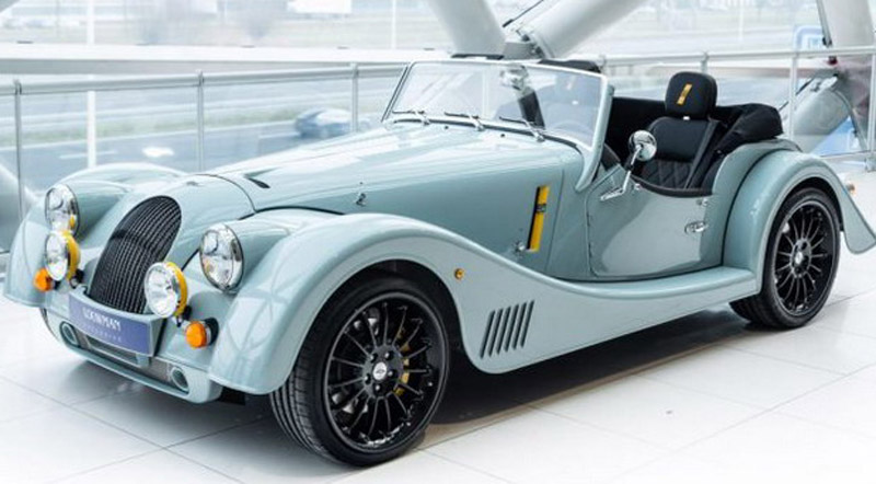 Morgan Marked The Anniversary With Special Models