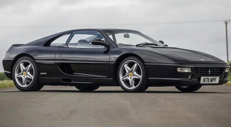 Ferrari F355 Berlinetta At Auction At The End Of The Month
