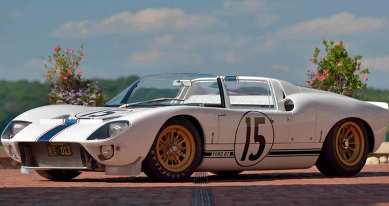 Ford GT Roadster From 1965 Ready For Auction