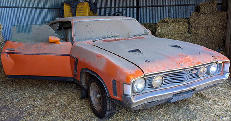 Ford Falcon XA GT Sold for $ 300,000