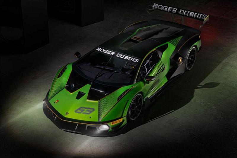 Only For The Race Track: Lamborghini Essenza SCV12 of €2.6 Million