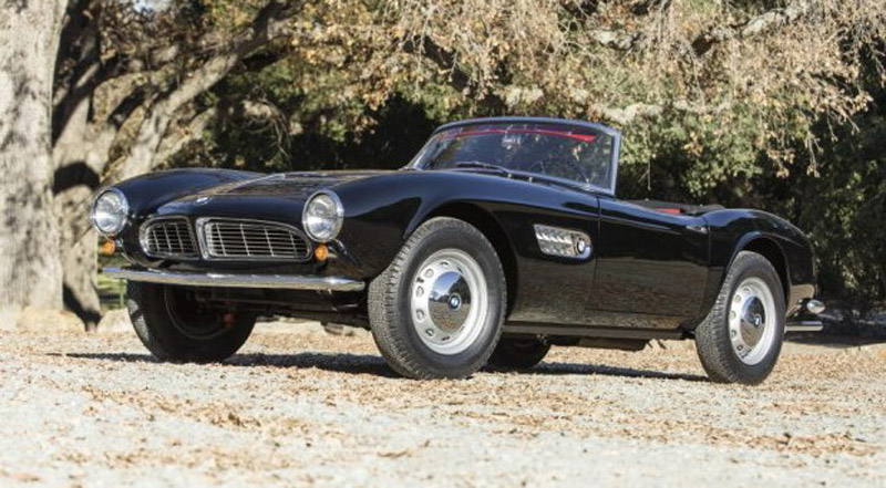 BMW 507 From 1959  Valued At $2.3 Million